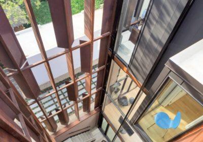 Manifold House от архитектора Дэвида Джеймсона: победитель конкурса Best of Year 2020 фото